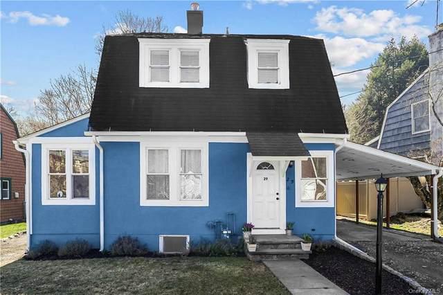 29 Schoolhouse Road, Tuxedo Park, NY 10987 (MLS #H6106910) :: Signature Premier Properties