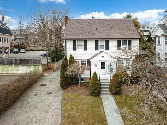 6 Lincoln Avenue, Greenwich, NY 06830 (MLS #H6106920) :: Signature Premier Properties