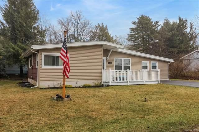 190 Lake Shore Drive E, Rock Hill, NY 12775 (MLS #H6106943) :: Goldstar Premier Properties