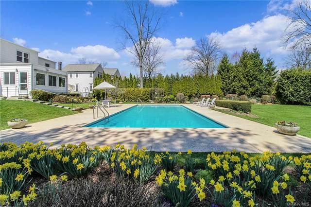 11 Normandy Lane, Scarsdale, NY 10583 (MLS #H6106956) :: Mark Seiden Real Estate Team