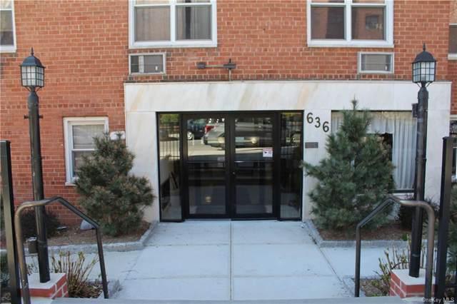 636 N Terrace Avenue 3G, Mount Vernon, NY 10552 (MLS #H6107588) :: Mark Boyland Real Estate Team