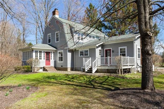 693 Tyrrel Road, Millbrook, NY 12545 (MLS #H6107628) :: Signature Premier Properties