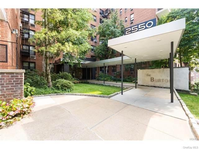 2550 Independence Avenue 5-R, Bronx, NY 10463 (MLS #H6107786) :: Nicole Burke, MBA | Charles Rutenberg Realty