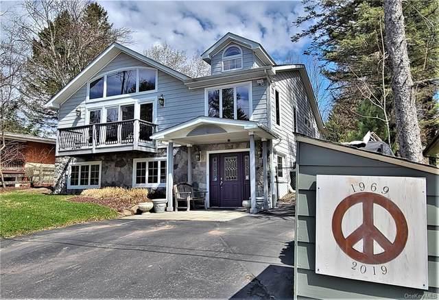 4030 W Shore Drive, Kauneonga Lake, NY 12749 (MLS #H6107800) :: McAteer & Will Estates | Keller Williams Real Estate