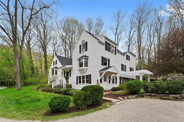 243 Pound Ridge Road, Bedford, NY 10506 (MLS #H6107845) :: Mark Boyland Real Estate Team