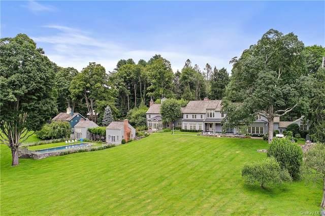 330 Stone Hill Road, Pound Ridge, NY 10576 (MLS #H6107866) :: Mark Boyland Real Estate Team