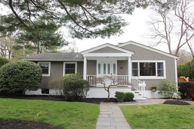 52 Huntville Road, Katonah, NY 10536 (MLS #H6107895) :: Kendall Group Real Estate | Keller Williams