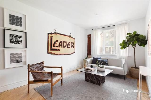 240 Franklin Avenue 1-A, Brooklyn, NY 11205 (MLS #H6108048) :: Laurie Savino Realtor