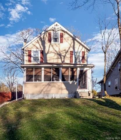 128 Van Wagner Road, Poughkeepsie, NY 12603 (MLS #H6108115) :: Corcoran Baer & McIntosh