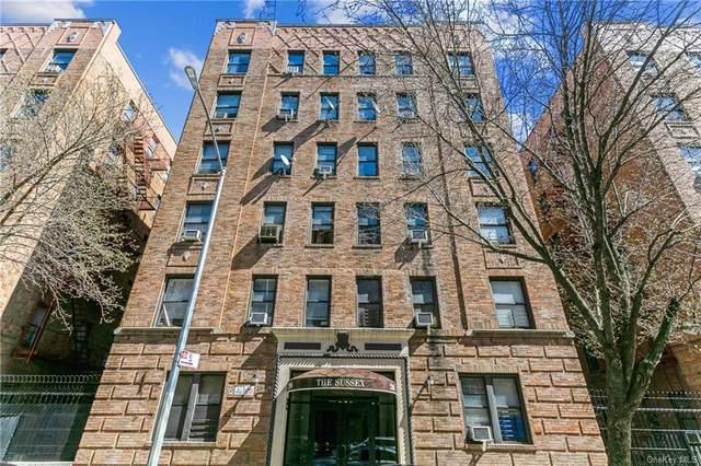 2186 Cruger Avenue 3B, Bronx, NY 10462 (MLS #H6108351) :: Howard Hanna Rand Realty