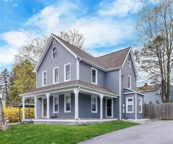 21 Division Street, Warwick, NY 10990 (MLS #H6108435) :: Cronin & Company Real Estate
