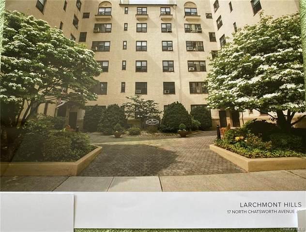 17 N Chatsworth Avenue 7C, Larchmont, NY 10538 (MLS #H6108480) :: Mark Seiden Real Estate Team