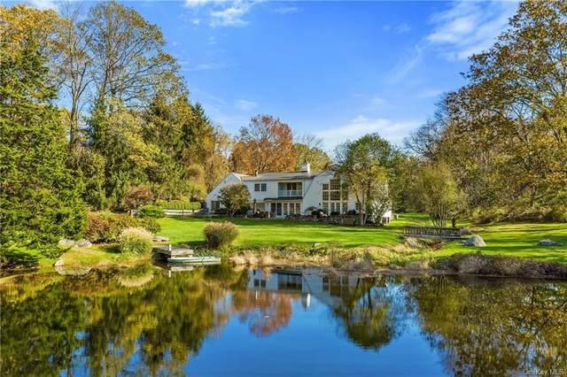446 Long Ridge Road, Pound Ridge, NY 10576 (MLS #H6108633) :: Mark Boyland Real Estate Team