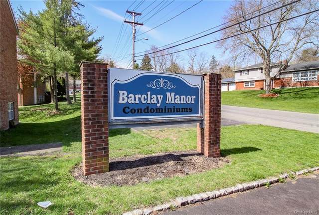 3009 Barclay Manor 30J, Newburgh, NY 12550 (MLS #H6108653) :: The Home Team