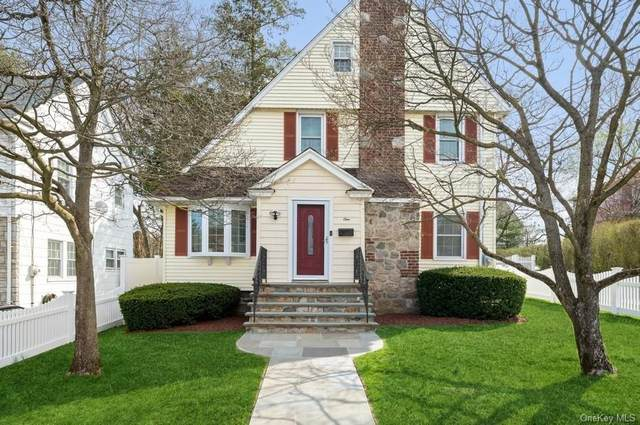 1 Overman Place, New Rochelle, NY 10801 (MLS #H6108725) :: Frank Schiavone with William Raveis Real Estate