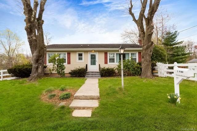 1 Pine Road, Brewster, NY 10509 (MLS #H6108821) :: Signature Premier Properties