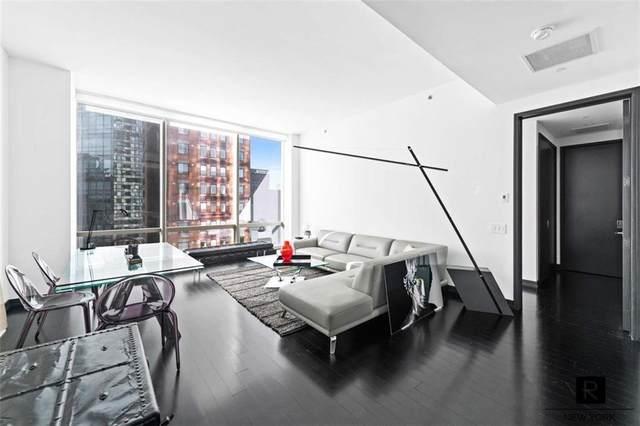 157 W 57th Street 42-C, New York, NY 10019 (MLS #H6108972) :: Cronin & Company Real Estate