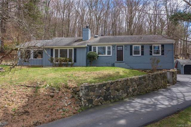 19 Rock Hill Road, Bedford, NY 10506 (MLS #H6109245) :: Frank Schiavone with William Raveis Real Estate