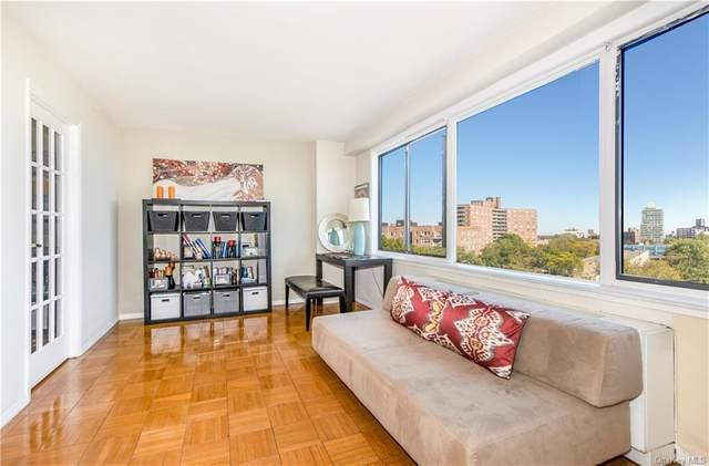 3671 Hudson Manor Terrace 10F, Bronx, NY 10463 (MLS #H6109345) :: Laurie Savino Realtor
