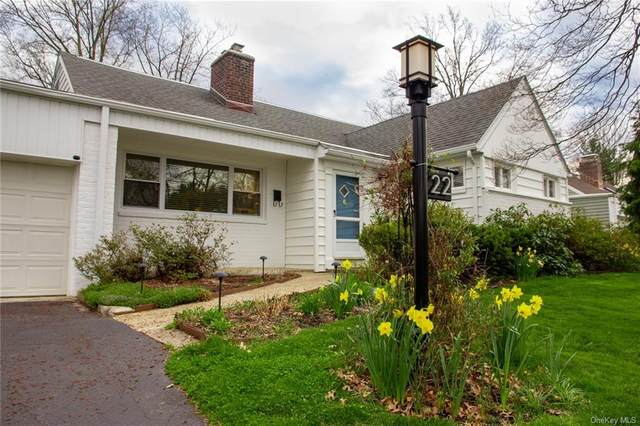 22 Gail Drive, New Rochelle, NY 10805 (MLS #H6109521) :: Frank Schiavone with William Raveis Real Estate