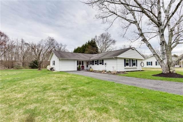 908 Burlingham Road, Pine Bush, NY 12566 (MLS #H6109631) :: Cronin & Company Real Estate