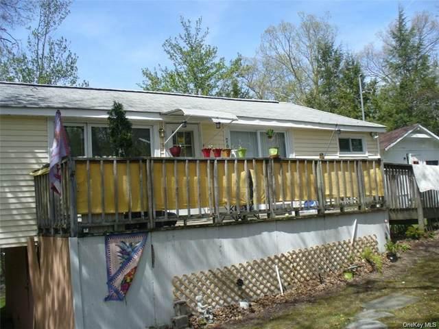 76 Longview Trail, Wurtsboro, NY 12790 (MLS #H6109752) :: Howard Hanna Rand Realty