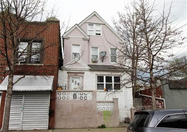 1602 Zerega Avenue, Bronx, NY 10462 (MLS #H6109766) :: Howard Hanna Rand Realty