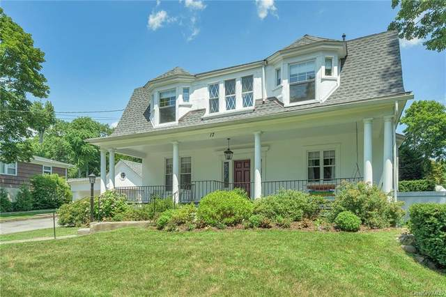 17 Stonelea Place, New Rochelle, NY 10801 (MLS #H6109807) :: Frank Schiavone with William Raveis Real Estate