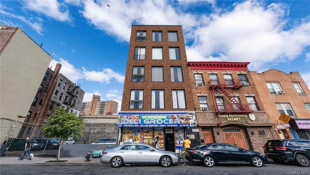 1393 Plimpton Avenue, Bronx, NY 10452 (MLS #H6109811) :: Howard Hanna Rand Realty