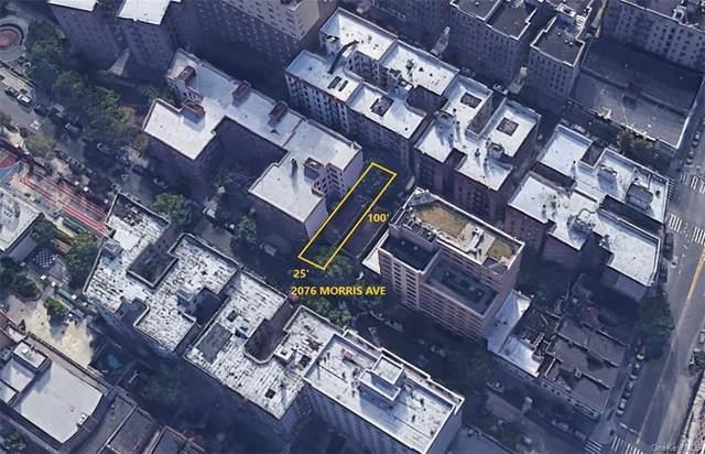 2076 Morris Avenue, Bronx, NY 10453 (MLS #H6109821) :: RE/MAX RoNIN