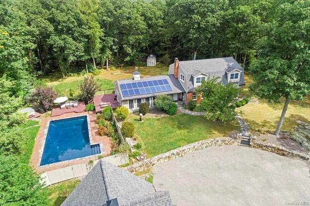 34 Hudson Ridge, Garrison, NY 10524 (MLS #H6109924) :: The Home Team