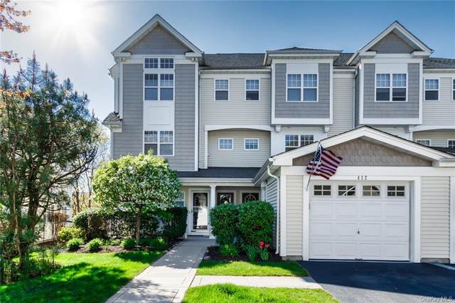 412 Viewpoint Terrace, Peekskill, NY 10566 (MLS #H6109940) :: Carollo Real Estate