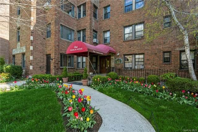 1 Franklin Avenue 3A, White Plains, NY 10601 (MLS #H6109944) :: Signature Premier Properties