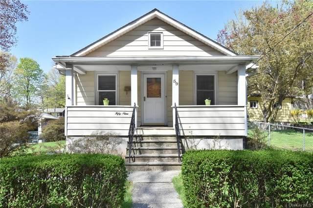 59 James Street, Hastings-On-Hudson, NY 10706 (MLS #H6110206) :: Corcoran Baer & McIntosh
