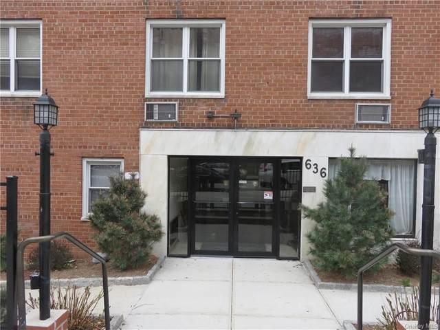 636 N Terrace Avenue 1J, Mount Vernon, NY 10552 (MLS #H6110213) :: RE/MAX RoNIN