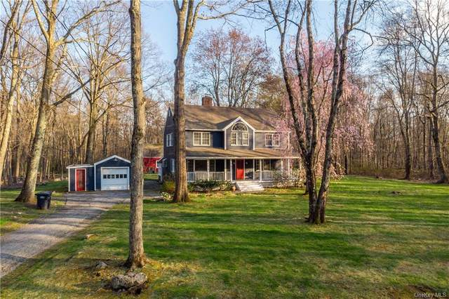 12 Old Farms Road, South Salem, NY 10590 (MLS #H6110367) :: Cronin & Company Real Estate