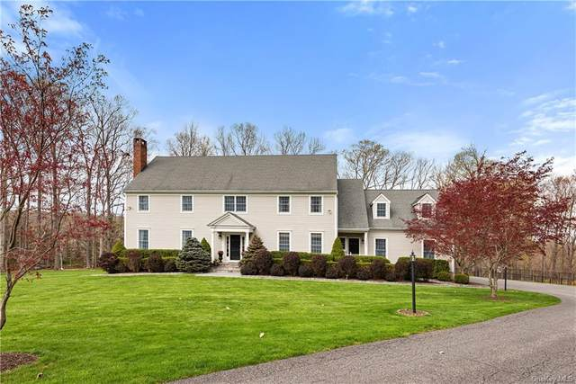 34 Hilltop Road, Waccabuc, NY 10597 (MLS #H6110570) :: Mark Boyland Real Estate Team