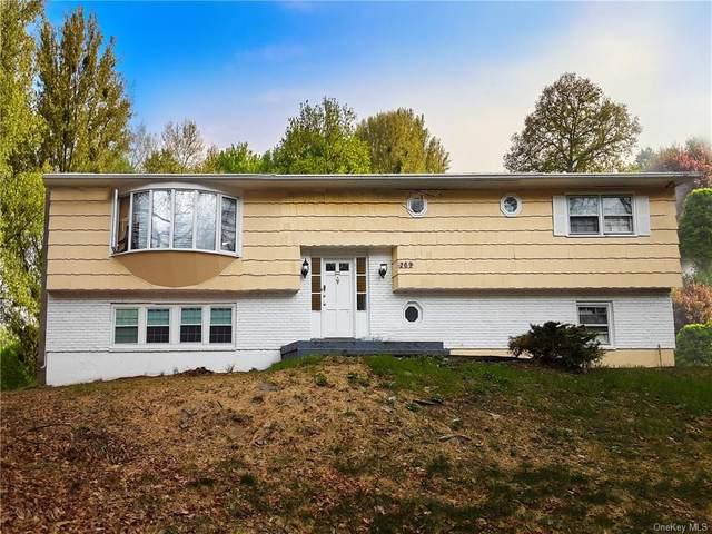 269 Mountainview Drive, Monroe, NY 10950 (MLS #H6110617) :: Cronin & Company Real Estate