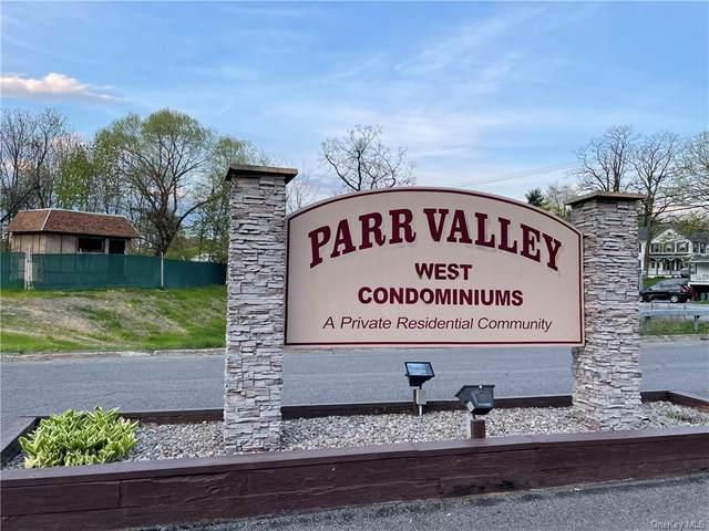 1402 Parr Lake Drive 14B, Newburgh, NY 12550 (MLS #H6110651) :: The Home Team