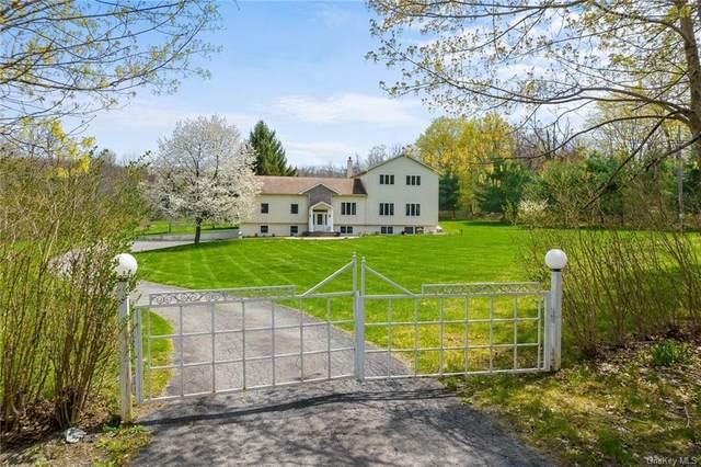 658 Waterbury Hill Road, Lagrangeville, NY 12540 (MLS #H6110694) :: Signature Premier Properties