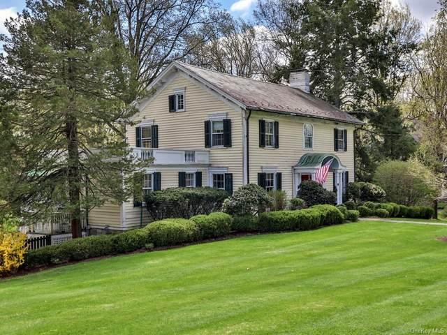 34 Maple Avenue, Warwick, NY 10990 (MLS #H6110785) :: Cronin & Company Real Estate
