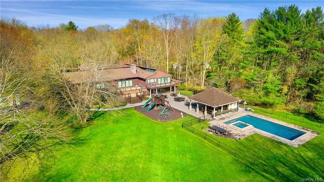 11 Pheasant Road, Pound Ridge, NY 10576 (MLS #H6110973) :: Mark Boyland Real Estate Team