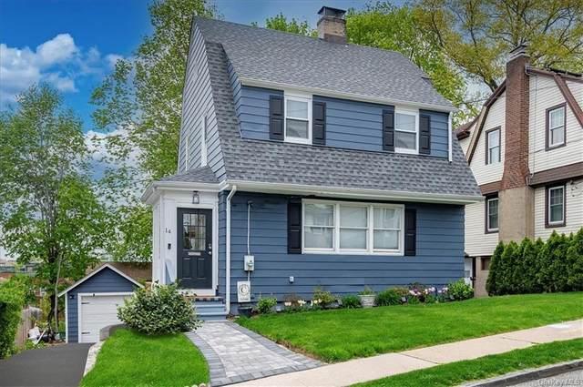 14 Jefferson Avenue, White Plains, NY 10606 (MLS #H6110985) :: Signature Premier Properties