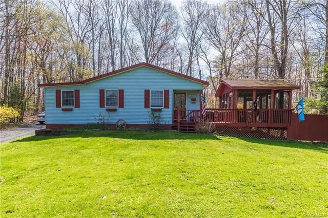 644 Lakewood Road, Pine Bush, NY 12566 (MLS #H6111247) :: Signature Premier Properties