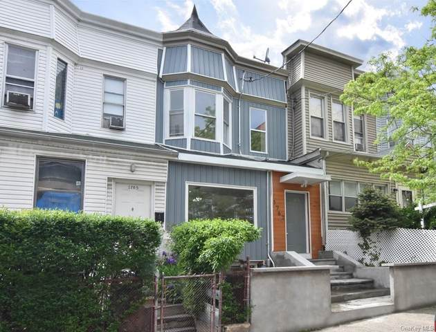 1767 Topping Avenue, Bronx, NY 10457 (MLS #H6111298) :: Shalini Schetty Team