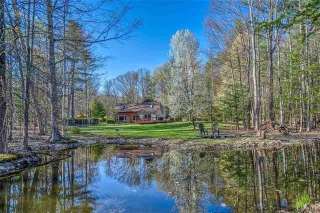 320 John Joy Road, Woodstock, NY 12498 (MLS #H6111611) :: Signature Premier Properties