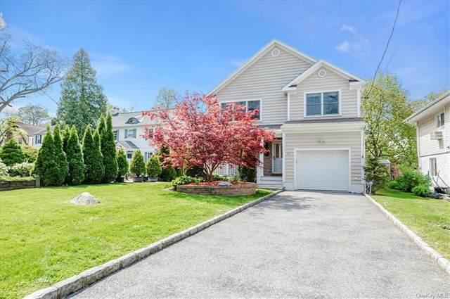 80 Gramatan Drive, Yonkers, NY 10701 (MLS #H6111675) :: Cronin & Company Real Estate