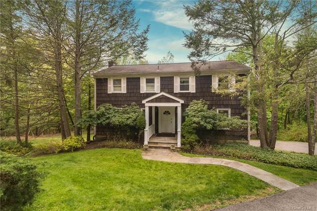 30 Old Lyme Road, Chappaqua, NY 10514 (MLS #H6111700) :: Shalini Schetty Team