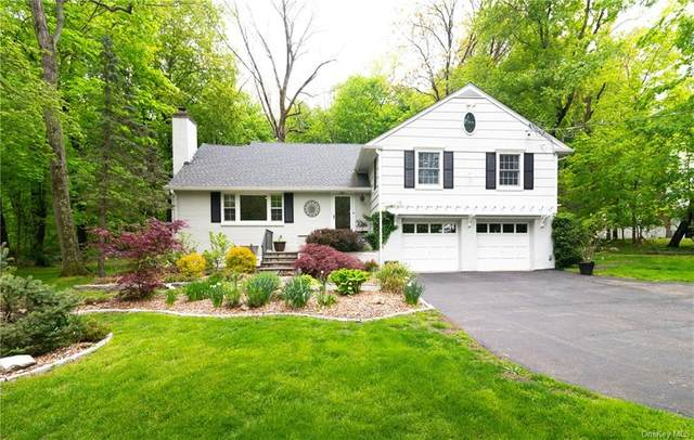 361 Quaker Road, Chappaqua, NY 10514 (MLS #H6111704) :: Frank Schiavone with William Raveis Real Estate