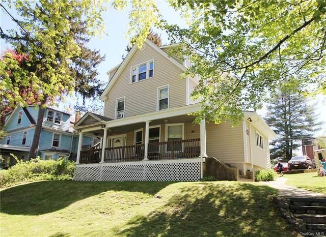 87 N Moger Avenue, Mount Kisco, NY 10549 (MLS #H6111727) :: Mark Boyland Real Estate Team